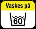 Kan vaskes 60°
