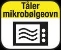 Tåler microbølgeovn