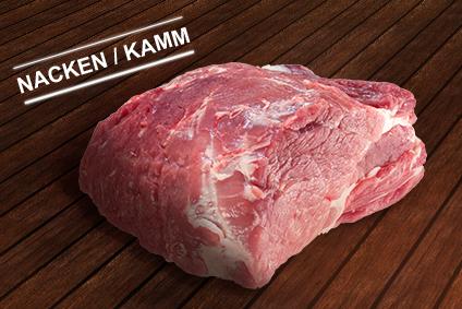 Nacken Kamm