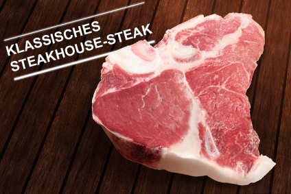 Klassisches Steakhouse-Steak